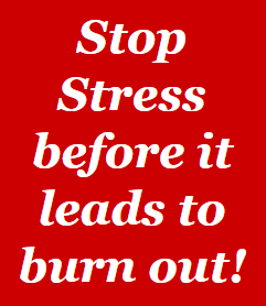 Stop Stress with options counselling